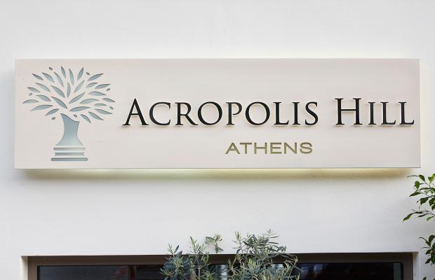 фотографии отеля Acropolis Hill изображение №11