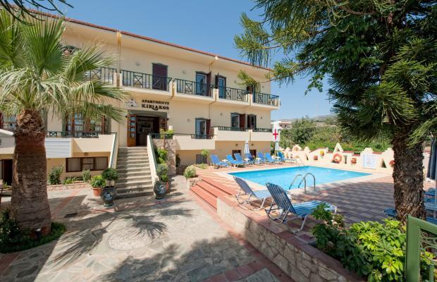 фотографии отеля Kyriakos изображение №11