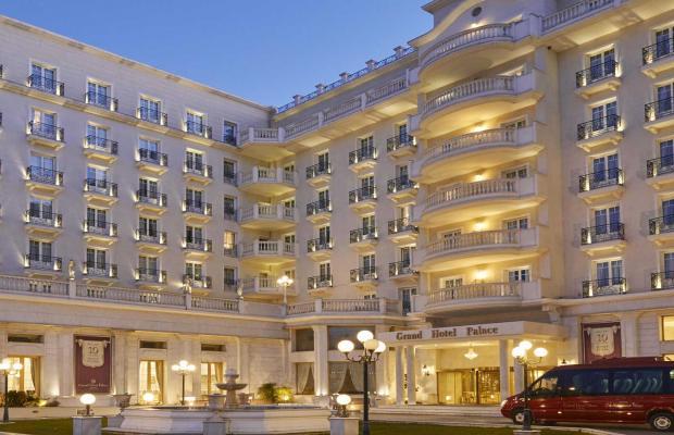 фотографии отеля Grand Hotel Palace изображение №35