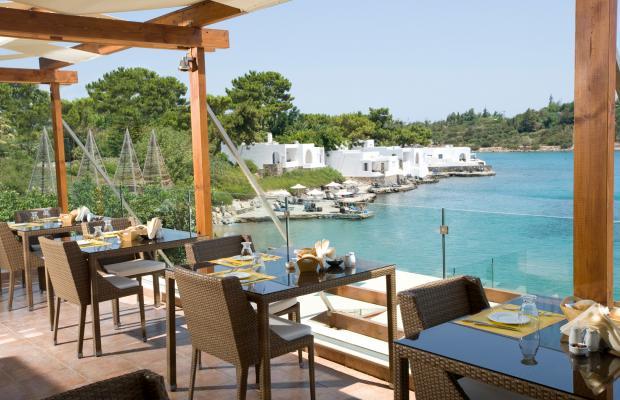 фотографии отеля Minos Beach Art Hotel изображение №11