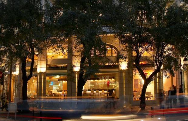фотографии отеля The Excelsior изображение №27