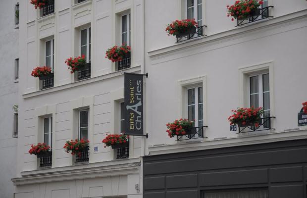 фото отеля Eiffel Saint Charles  изображение №5