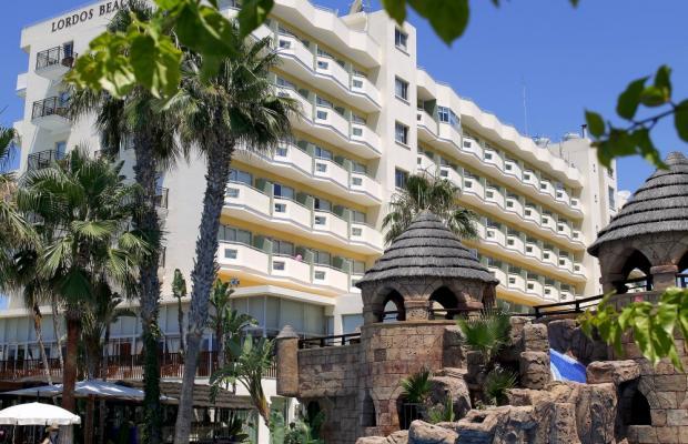 фотографии отеля Lordos Beach изображение №11