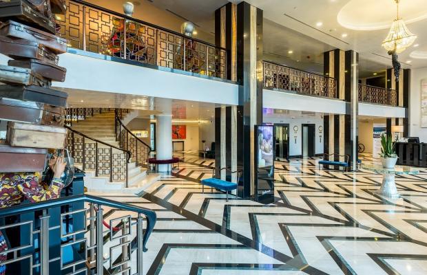 фото отеля Radisson Blu Grand Hotel (ex. Radisson Sas Grand) изображение №13