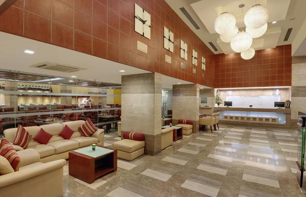 фотографии отеля The Residency Chennai изображение №15