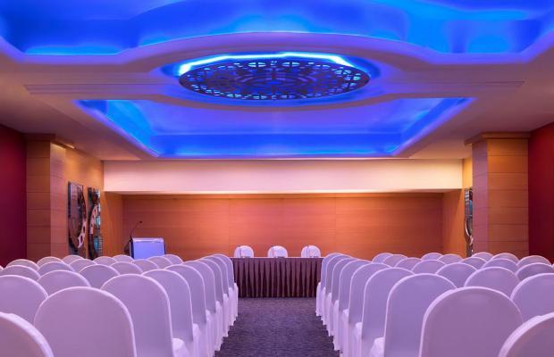 фотографии отеля Le Meridien Bangalore изображение №3