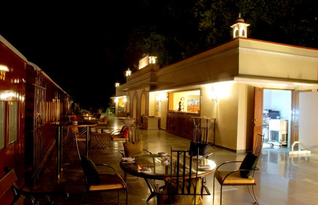фото отеля Taj Rambagh Palace (ex. Ram Bagh Palace) изображение №85