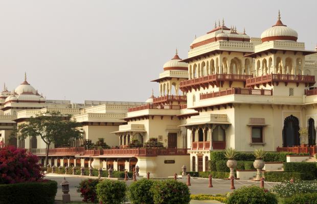 фото отеля Taj Rambagh Palace (ex. Ram Bagh Palace) изображение №65
