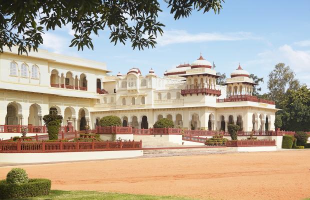 фотографии отеля Taj Rambagh Palace (ex. Ram Bagh Palace) изображение №59