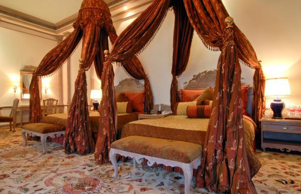 фотографии Taj Rambagh Palace (ex. Ram Bagh Palace) изображение №12