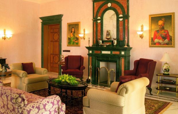 фотографии отеля Taj Rambagh Palace (ex. Ram Bagh Palace) изображение №7