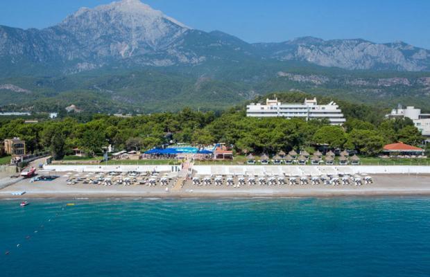 фотографии Tac'un Nisa Resort Tekirova (ex. Larissa Club Saphire; Jeans Club Hotels Saphire) изображение №28