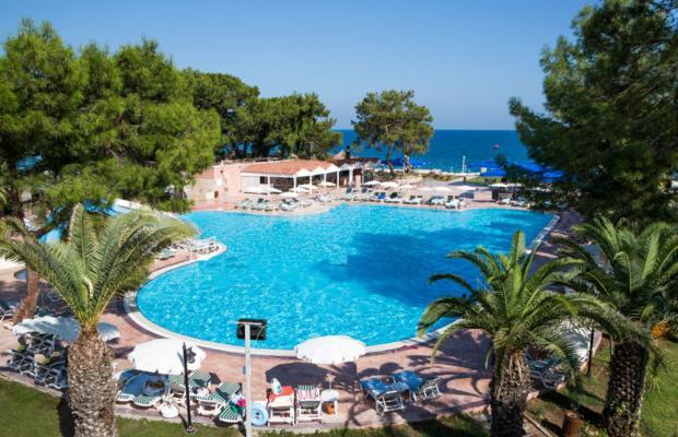 фото отеля Tac'un Nisa Resort Tekirova (ex. Larissa Club Saphire; Jeans Club Hotels Saphire) изображение №5
