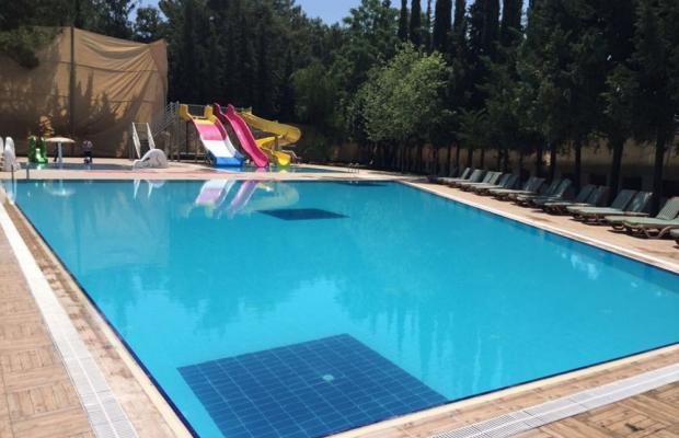 фото Tac'un Nisa Resort Tekirova (ex. Larissa Club Saphire; Jeans Club Hotels Saphire) изображение №2