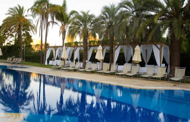 фотографии отеля Silken Al Andalus Palace изображение №35