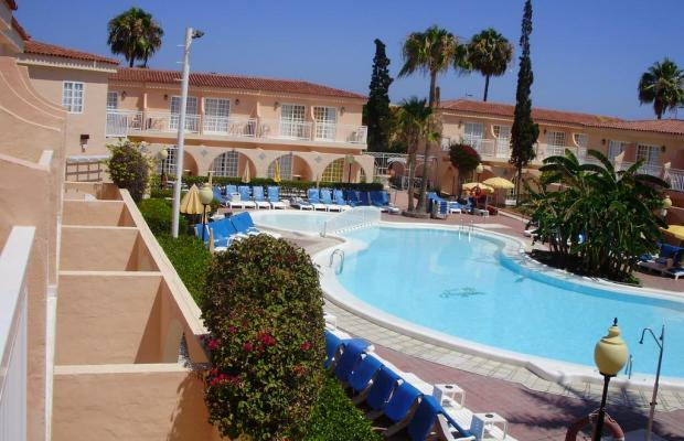 фотографии отеля Parque Nogal изображение №3