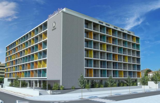 фото Aqua Silhouette & Spa (ex. Aqua Hotel Bella Playa)  изображение №2