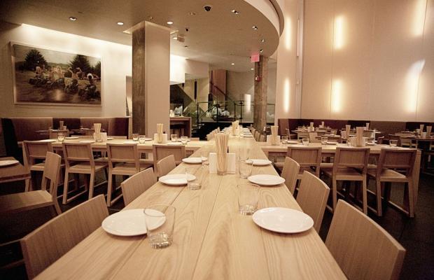 фотографии отеля Chambers Hotel New York изображение №15