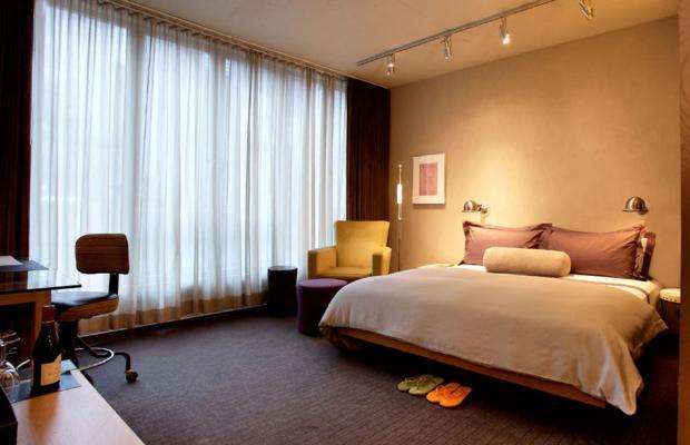 фотографии отеля Chambers Hotel New York изображение №3