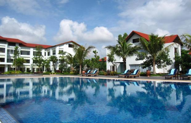 фотографии отеля Paradise Angkor Villa Hotel изображение №15