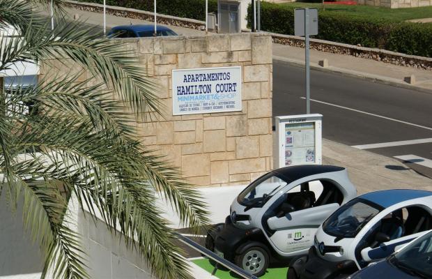 фотографии отеля Hamilton Court изображение №67