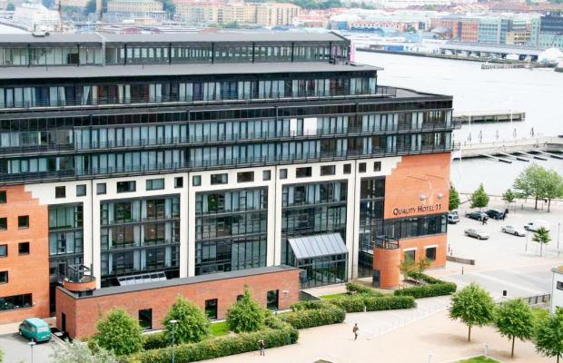 фото Quality Hotel 11 & Eriksbergshallen изображение №6