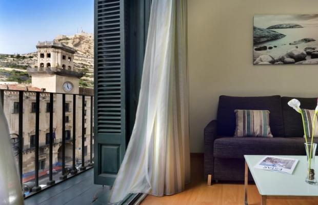фотографии отеля Eurostars Mediterranea Plaza изображение №7