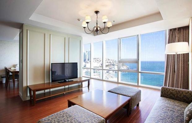 фото отеля Kolon Seacloud Hotel (ех. Busan Seacloud) изображение №29