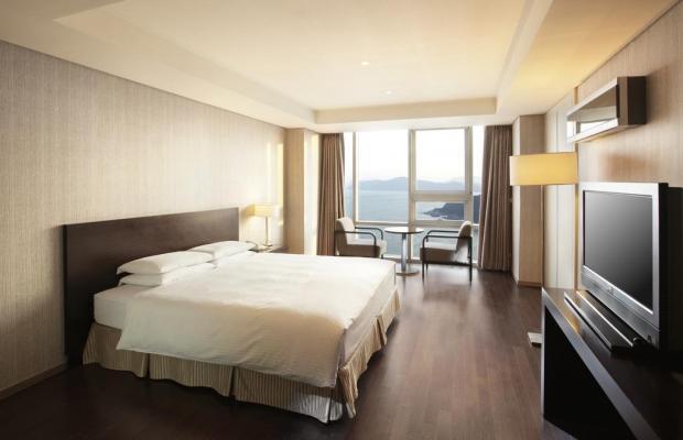 фото отеля Kolon Seacloud Hotel (ех. Busan Seacloud) изображение №25