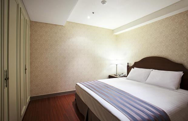фотографии Kolon Seacloud Hotel (ех. Busan Seacloud) изображение №16