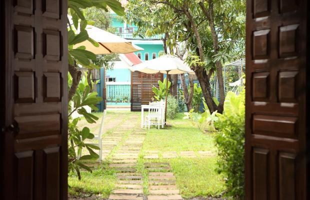 фотографии отеля Frangipani Green Garden Hotel and Spa изображение №19