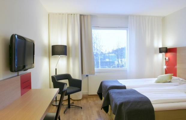 фото отеля Scandic Ornskoldsvik изображение №41