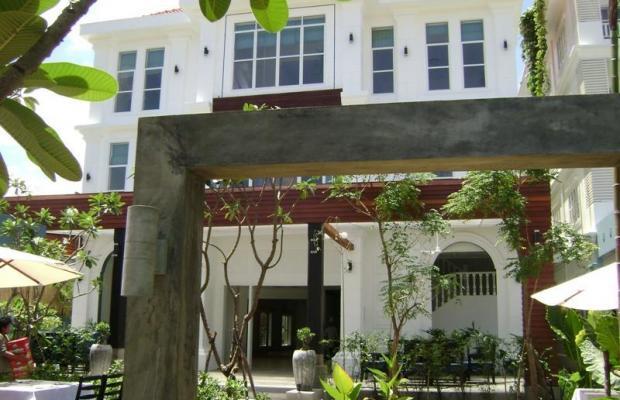 фото отеля Frangipani Villa Hotel II изображение №1