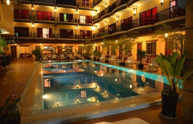 фотографии отеля GRAND SIHANOUK VILLE HOTEL изображение №23