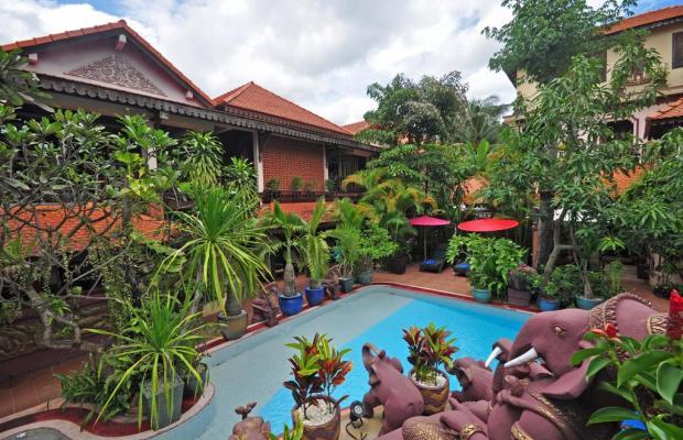 фото HanumanAlaya Boutique Residence изображение №18