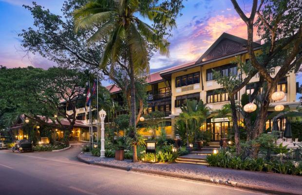 фото отеля Victoria Angkor Resort & Spa изображение №1