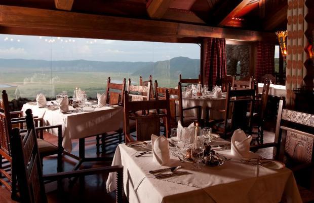 фотографии отеля Ngorongoro Serena Safari Lodge изображение №15