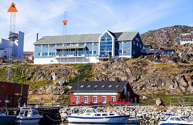 фото отеля Hotel Qaqortoq изображение №1