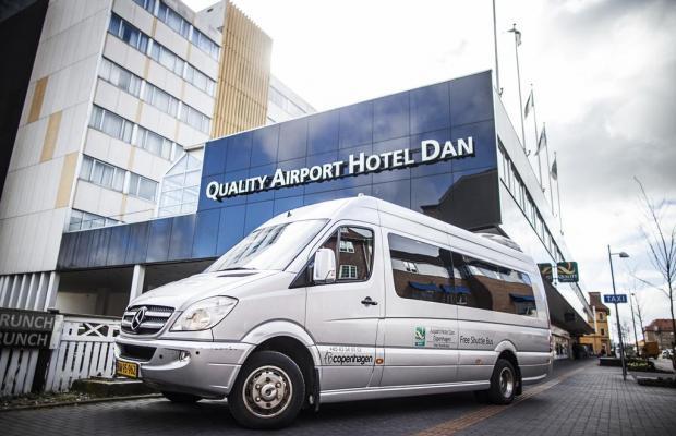 фотографии отеля Quality Hotel Airport Dan изображение №15
