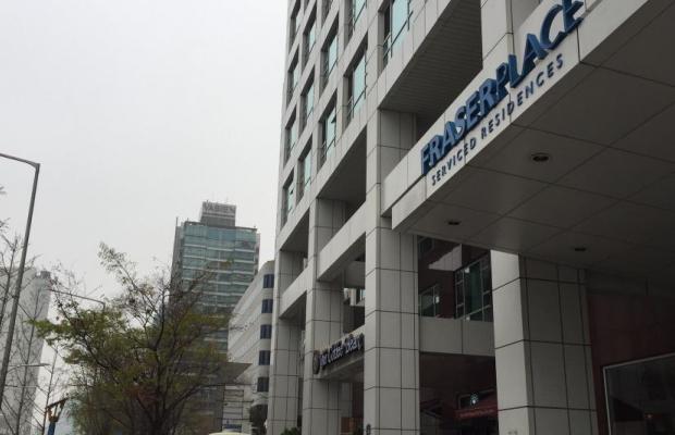 фото отеля Fraser Place Central Seoul изображение №1