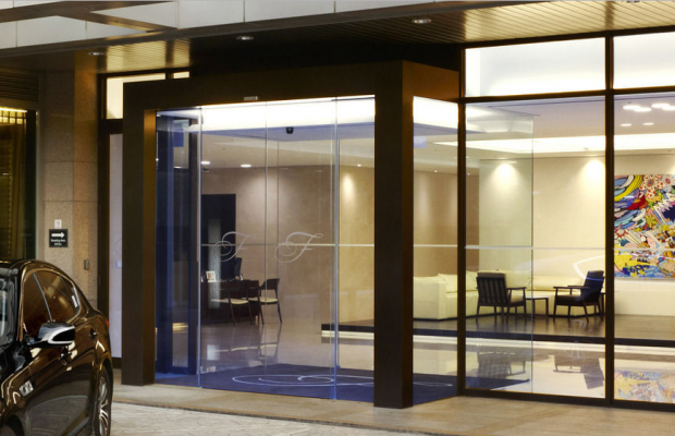 фото отеля Orakai Insadong Suites (ех. Fraser Suites Insadong) изображение №1