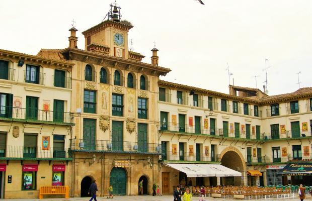 фотографии отеля Hotel Lur Gorri (ex. Irache Ayegui) изображение №7