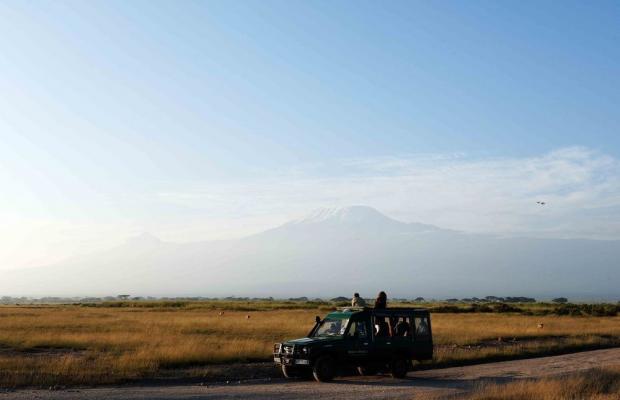 фото Amboseli Serena Safari Lodge изображение №14