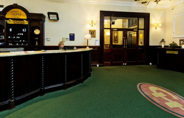 фото отеля Central Hotel Dublin изображение №17