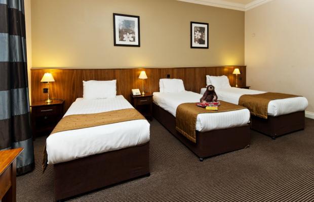 фотографии отеля Central Hotel Dublin изображение №11