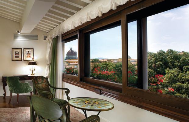 фотографии отеля Four Seasons Hotel Firenze изображение №95