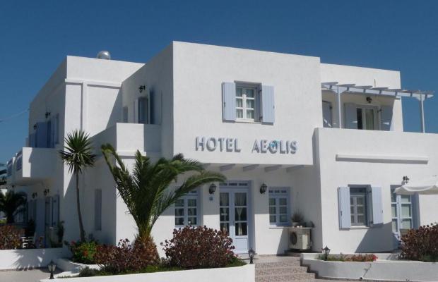 фотографии отеля Aeolis Hotel  изображение №7