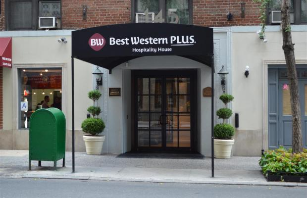 фото отеля Best Western Plus Hospitality House изображение №1