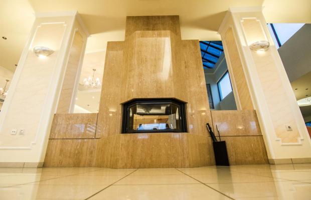 фотографии отеля Nefeli Hotel изображение №7