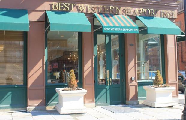 фото отеля Best Western Plus Seaport Inn Downtown изображение №1